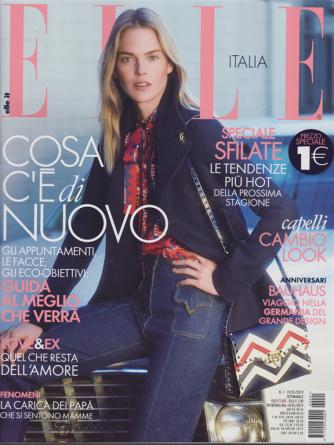 Elle  Italia - n. 1 - 19/1/2019 - settimanale -