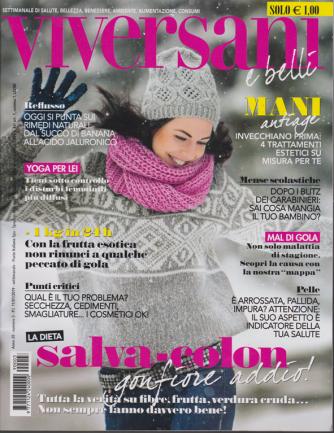 Viversani E Belli - n. 3 - 11/1/2019 - settimanale -
