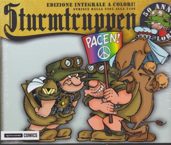 Sturmtruppen - n. 13 - edizione a colori -settimanale - gennaio 2019