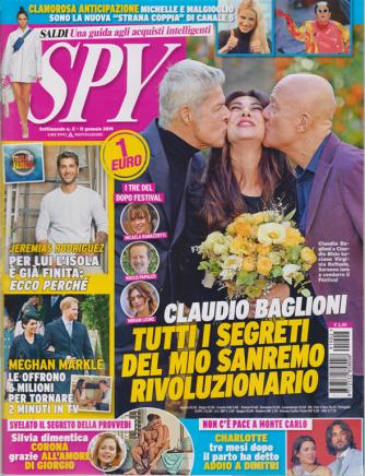 Spy - n. 2 - settimanale - 11 gennaio 2019 -