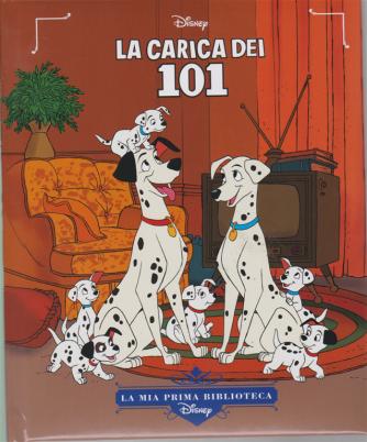 La Mia Prima Biblioteca Disney - La carica dei 101 - n. 14 - settimanale -