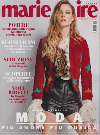 Marie Claire - n. 2 - febbraio 2019 - mensile