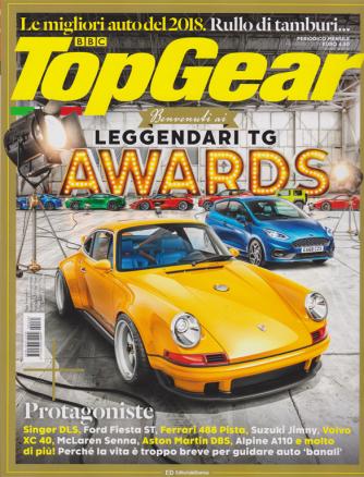 Top Gear - n. 135 _ mensile - febbraio 2019 -