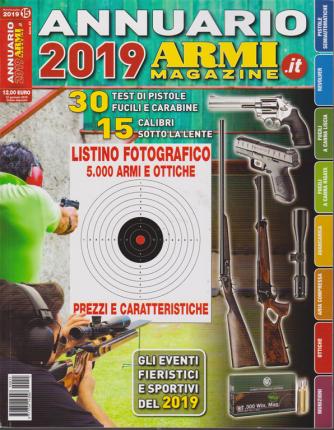 Annuario Armi - 2019 - n. 15 - 12 gennaio 2019 - annuale