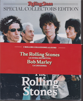 Rolling Collezione - Rolling Stones + Bob Marley - n. 13 - febbraio 2019 - 2 rolling collezione