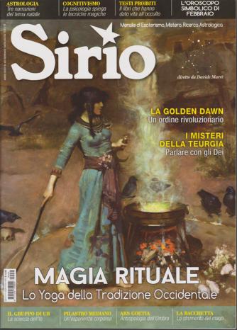 Sirio - n. 430 - 15/1/2019 - mensile