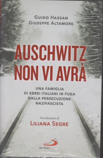 Auschwitz non vi avrà - settimanale - gennaio 2019 - volume inedito