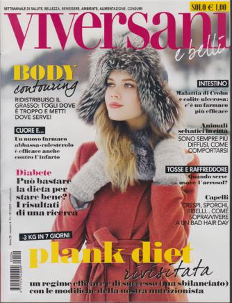 Viversani E Belli - n. 4 - 18/1/2019 - settimanale