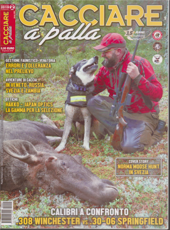 Cacciare A Palla - n. 2 - febbraio 2019 - mensile