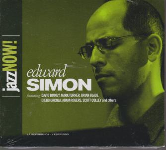 Jazz Now - Edward Simon - n. 15 - 22 gennaio 2019 - settimanale