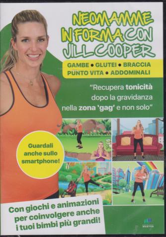 I corsi di  fitness n. 1 - bimestrale - 27/12/2018 - Neomamme in forma con Jill Cooper