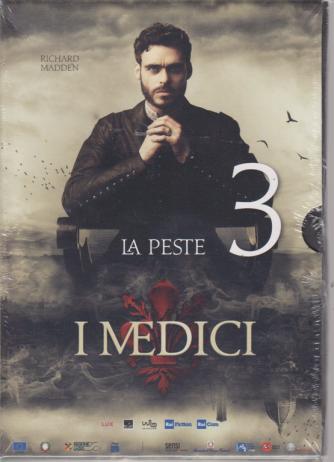 I medici - La peste  -n. 3 - settimanale - 2018
