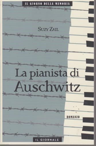 La pianista di Auschwitz - di Suzy Zail - Il giorno della memoria - romanzo