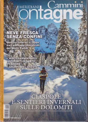 Gli Speciali di Meridiani montagne - Cammini - n. 19 - bimestrale - dicembre 2018 -