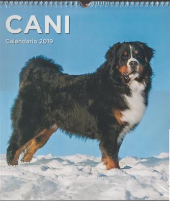 Calendario Cani 2019 - cm. 31 x 33 con spirale
