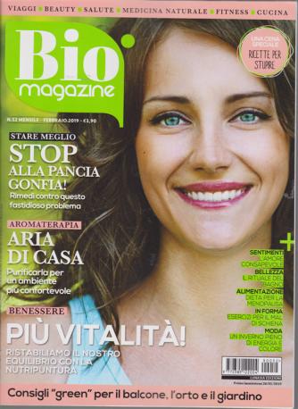 Bio Magazine - n. 52 - mensile - febbraio 2019 -