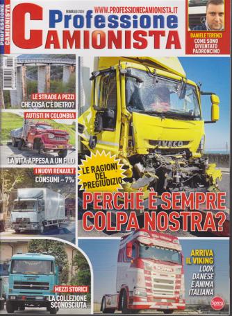 Professione Camionista - n. 244 - mensile - 30/1/2019