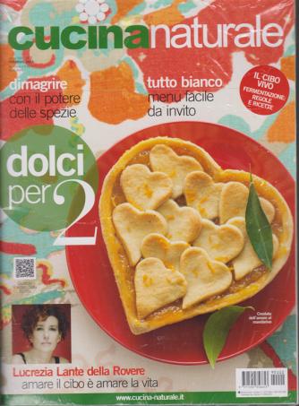 Cucina Naturale + Leggeri in cucina - di Paola Galloni - n. 2 - febbraio 2019 - mensile - rivista + libro
