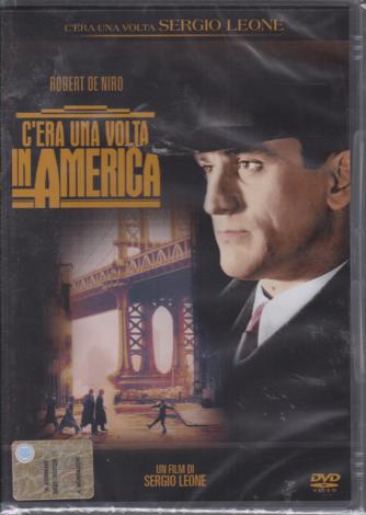 I Dvd Di Sorrisi6 - C'era Una Volta In America - di Robert De Niro - doppio dvd + cofanettosettimanale - febbraio 2019 - n. 3