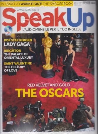 Speak Up - n. 407 - febbraio 2019 - mensile - rivista + cd audio