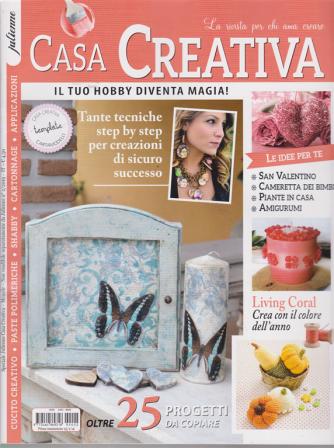 Julienne Casa Creativa - n. 2 - mensile - 25/1/2019