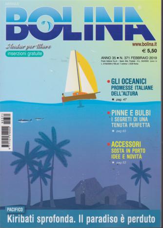 Bolina - n. 371 - febbraio 2019 -