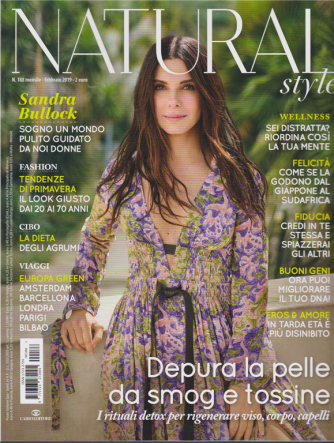 Natural style - n. 188 - mensile - febbraio 2019
