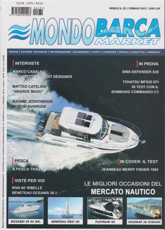 Mondo barca market- n. 231 - febbraio 2019 -
