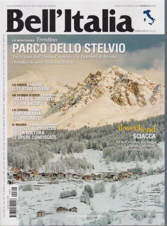 Bell'italia - n. 394 - mensile - febbraio 2019 -