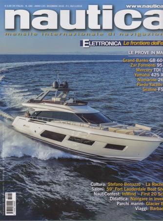 Nautica - n. 680 - mensile - dicembre 2018