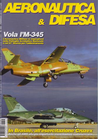 Aeronautica E Difesa - n. 388 - febbraio 2019 - mensile