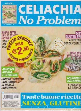 Celiachia No Problem - n. 3 - mensile - febbraio 2019