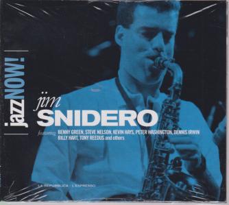 Jazz Now - Jim Snidero - n. 17 - 5 febbraio 2019 - settimanale