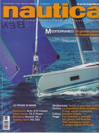 Nautica - n. 682 - febbraio 2019 - mensile