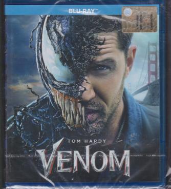 I Blu Ray Di Sorrisi - Venom - n. 1 - 5 febbraio 2019 -