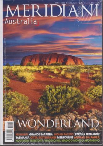 Meridiani - Australia - n. 246 - bimestrale - 28/11/2018