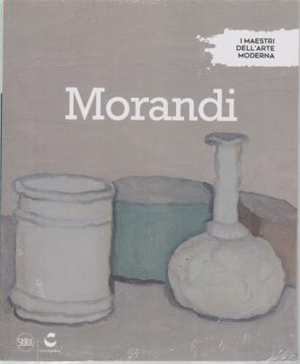 I Maestri dell'arte moderna - n. 39 - settimanale - 12/10/2019- Morandi