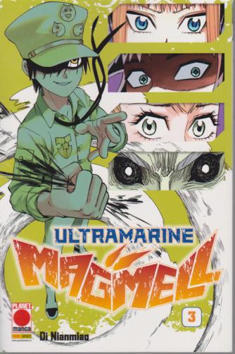 Manga Mystery - Ultramarine Magmell - n. 25 - 10 ottobre 2019 - bimestrale