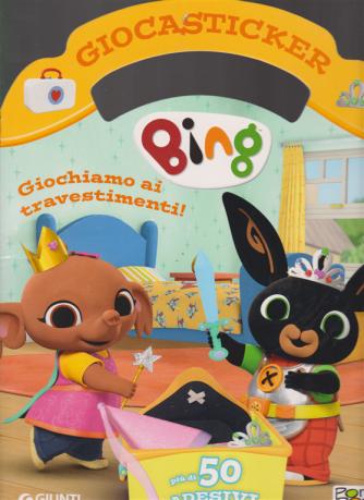 Giocasticker - Bing - n. 25 - 10/10/2019 - bimestrale -