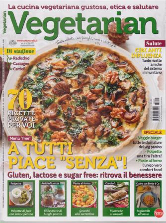 Vegetarian - n. 25 - bimestrale - novembre - dicembre 2019 -