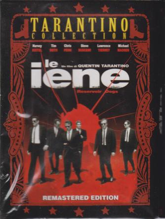 I Dvd Di Sorrisi4 - Le Iene - Un film di Quentin Tarantino - n. 29 - 8/10/2019 - settimanale - quarta uscita