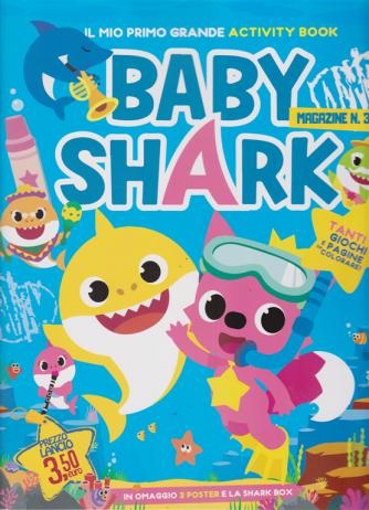 Il Mio Primo Libro - Baby Shark magazine n. 3 - mensile - ottobre 2019 -