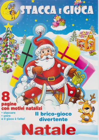 Stacca E Gioca - Natale - n. 7 - quadrimestrale - 10/10/2019