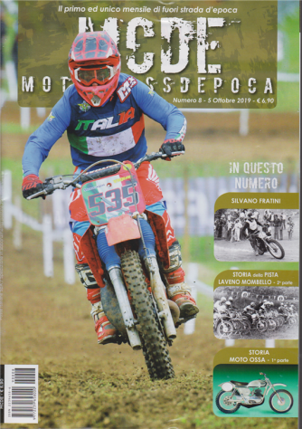 Motocrossdepoca - n. 8 - 5 ottobre 2019 - mensile