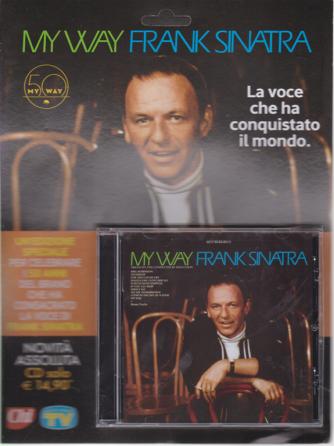 Cd Sorrisi Super - My Way - Frank Sinatra - n. 10 - 15/10/2019 - settimanale