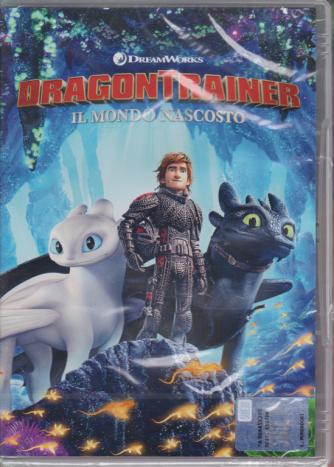 I Dvd Kids Di Sorrisi - Dragon Trainer 3 - Il mondo nascosto - n. 21 - 15/10/2019 - settimanale