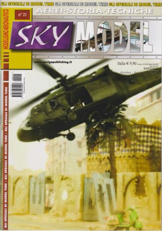 Gli Speciali Sky model -n. 21 - bimestrale - ottobre - novembre 2019 -