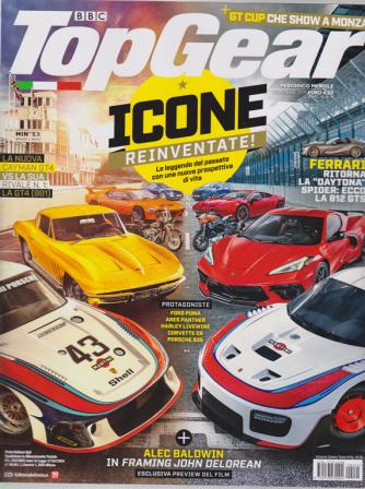 Top Gear - n. 144 - mensile - novembre 2019 -