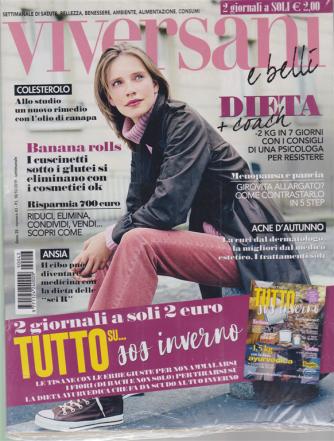 Viversani e Belli - n. 43 - 18/10/2019 - settimanale + Gli speciali di Viversani. Tutto su...sos inverno - 2 riviste