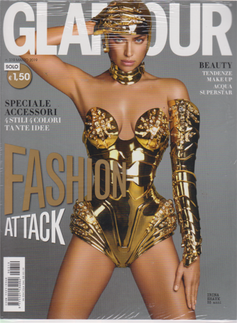 Glamour Pocket - n. 319 - marzo 2019 - mensile